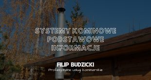 Systemy kominowe podstawowe informacje